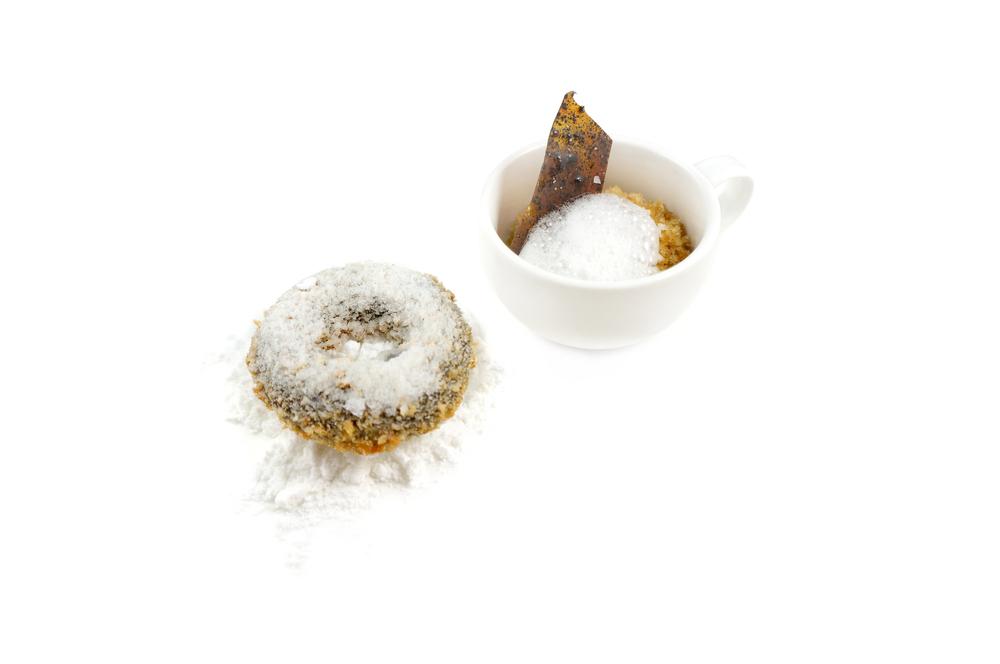 coffee & donuts