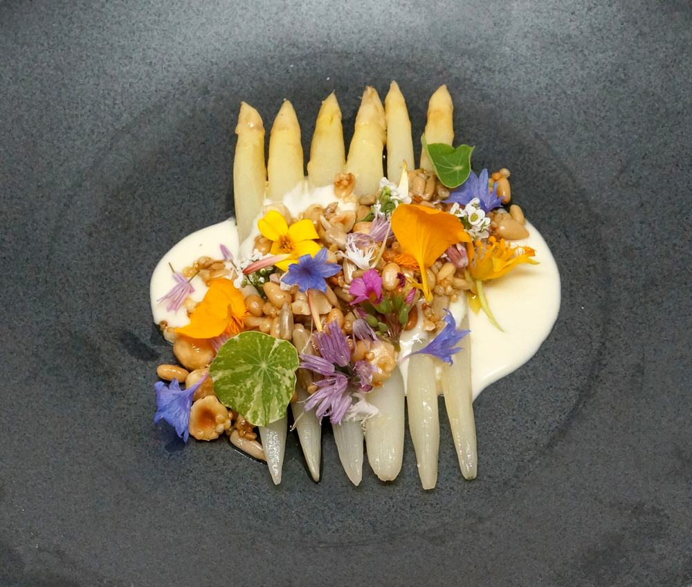 2014.05.07 - white asparagus, toasted nuts, comte cream 2.jpg