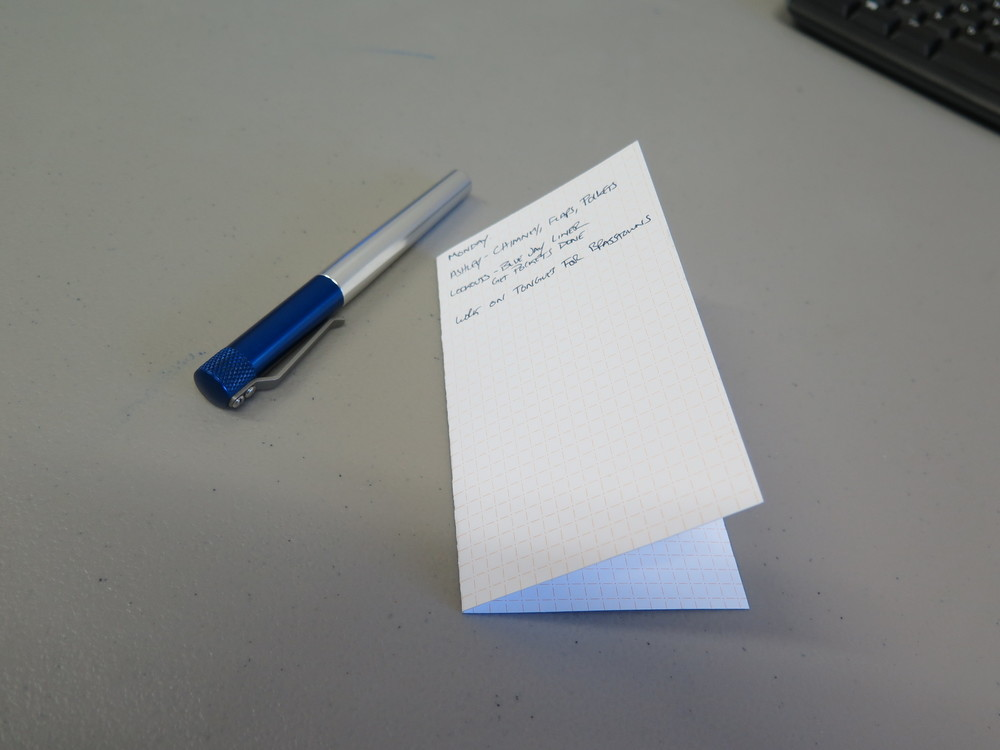 Gigante Concept Note Card