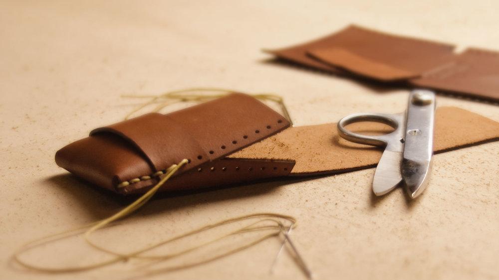 handmade minimalist wallets australia