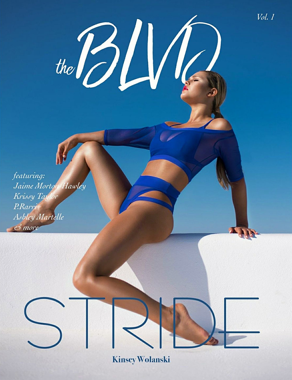 Kinsey Wolanski - The Blvd Magazine