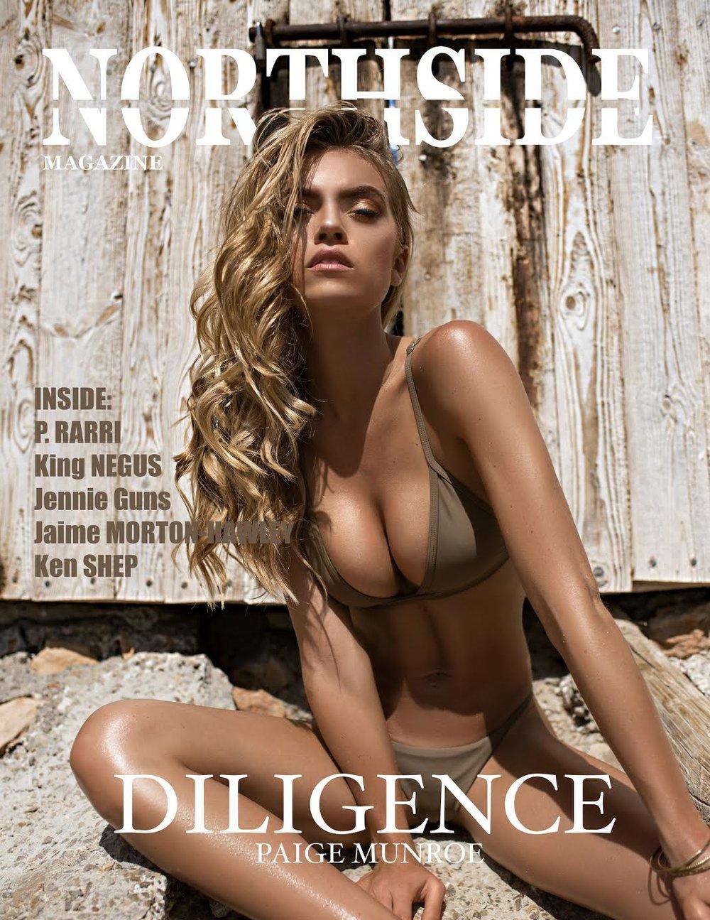 Northside Magazine Vol 20 Paige Munroe
