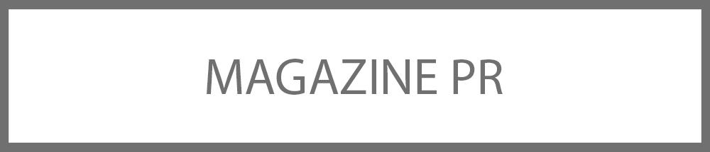 Magazine PR banner