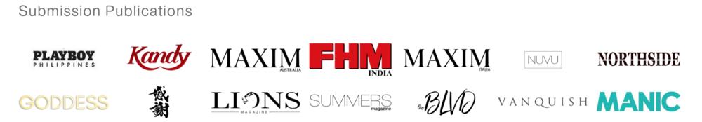 Nova Prime PR Publication Logos