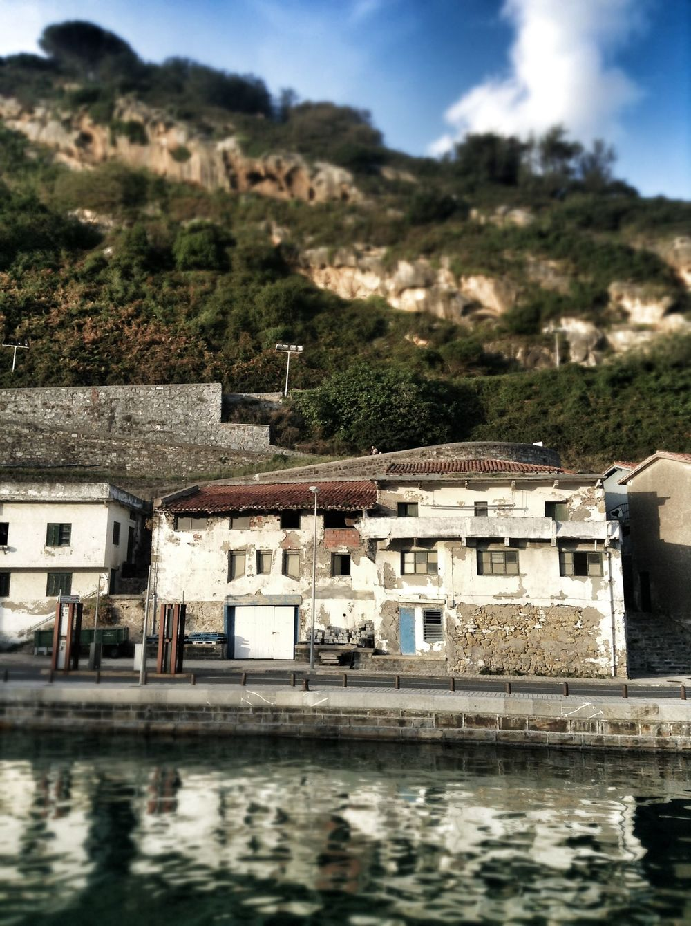 ... and explored the beautiful fishing village of Getaria...