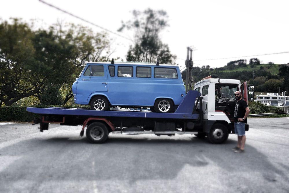 Ready to go to Sopelana