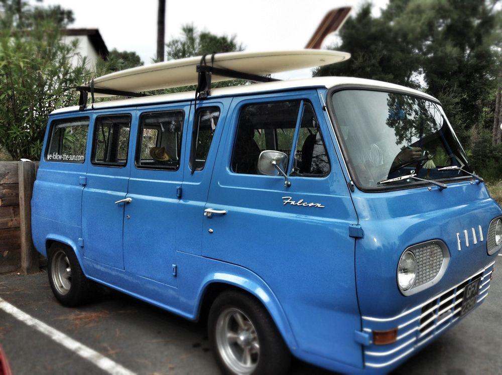 Sam, the magical van.