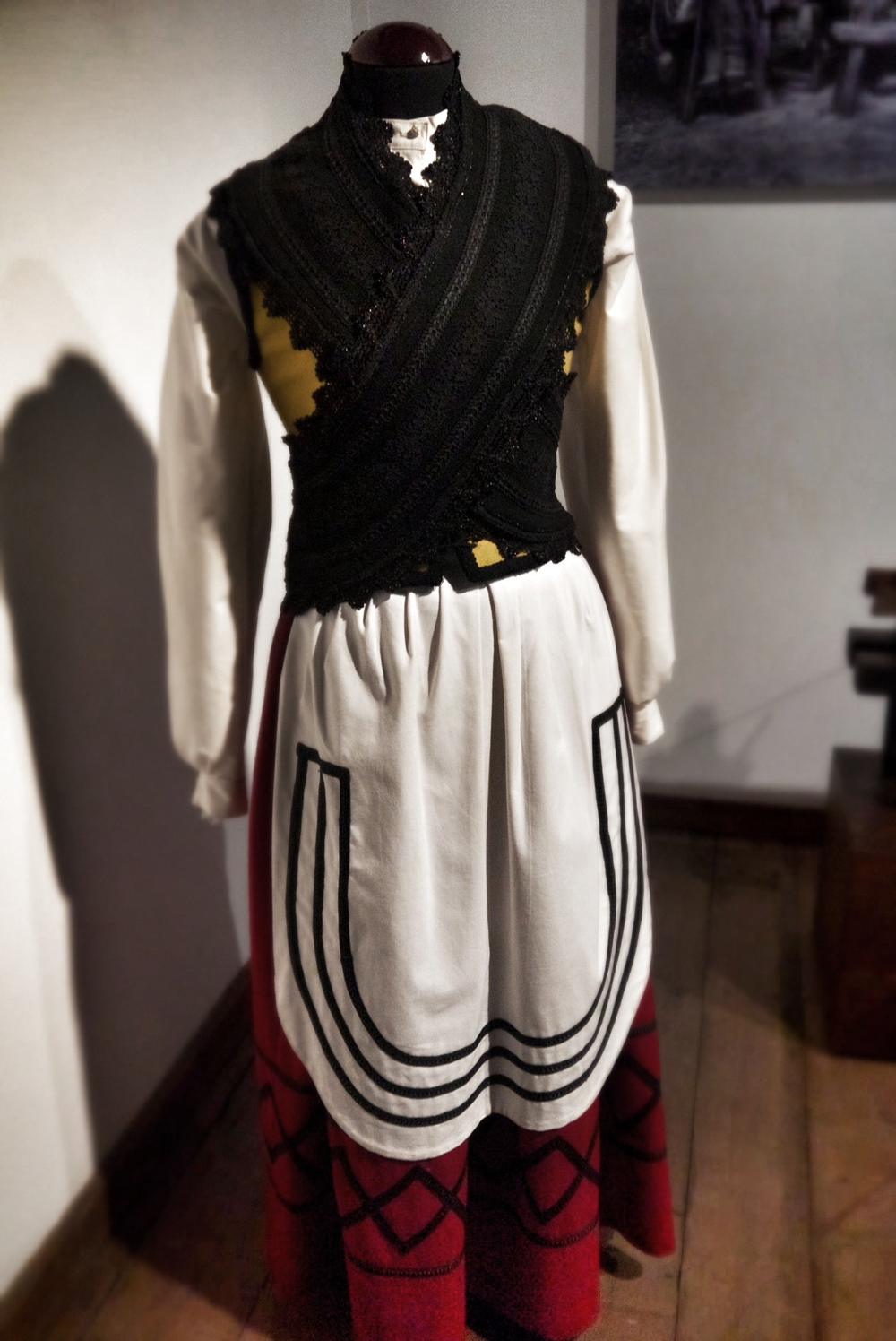 Traditional women's costume