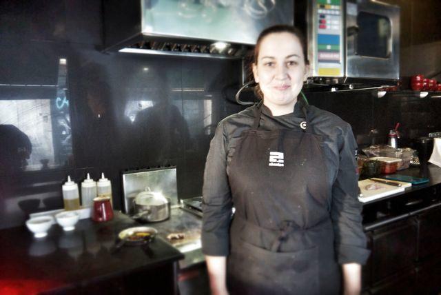 Chef Alicia at Abastos 2.0