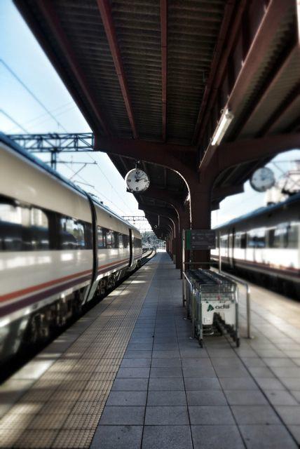 A Coruna station