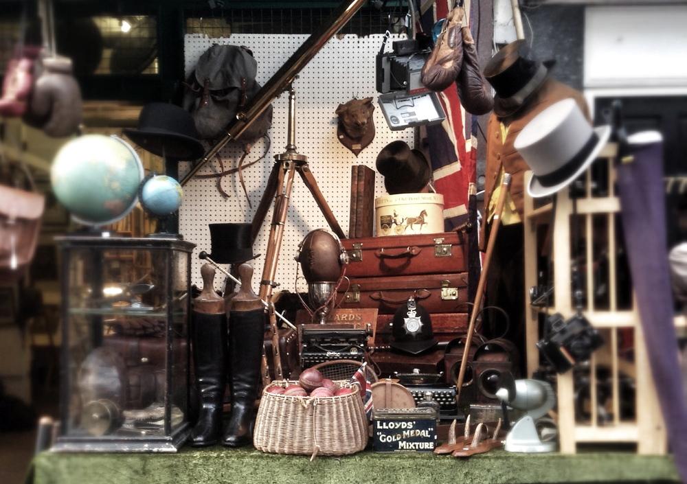 Antiques Market, Portobello Road
