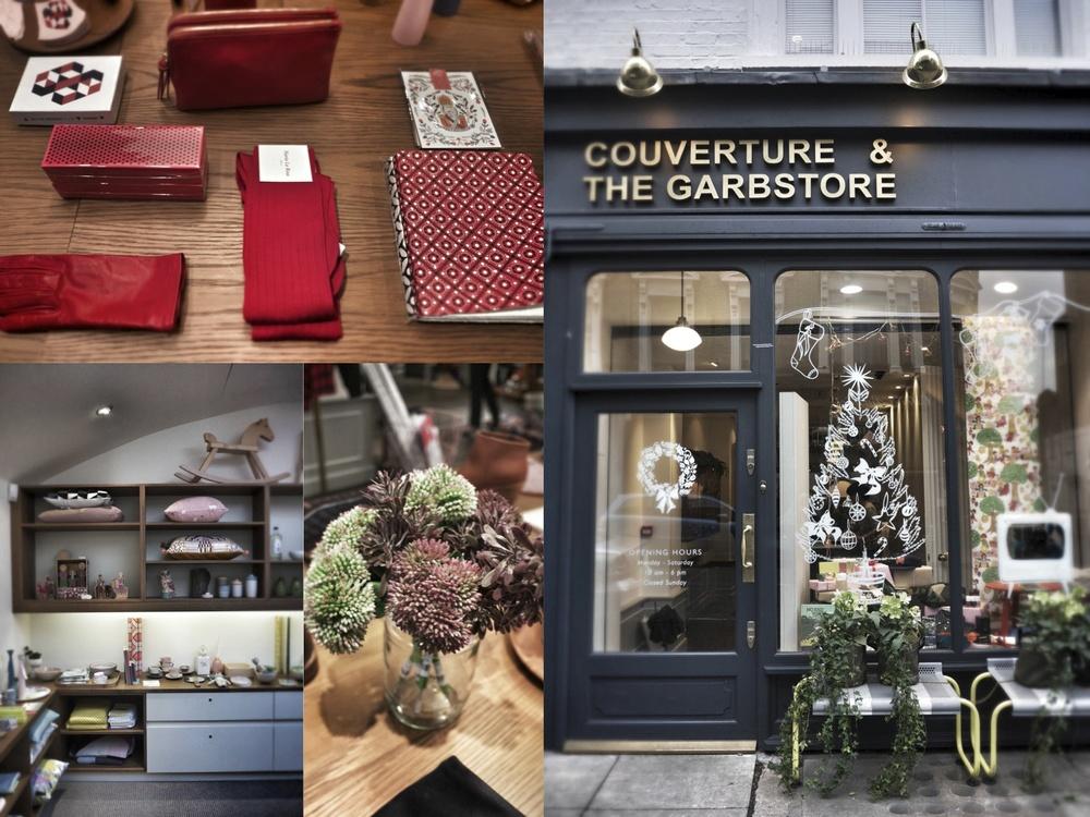 Couverture & The Garb Store, Kensington Park Road