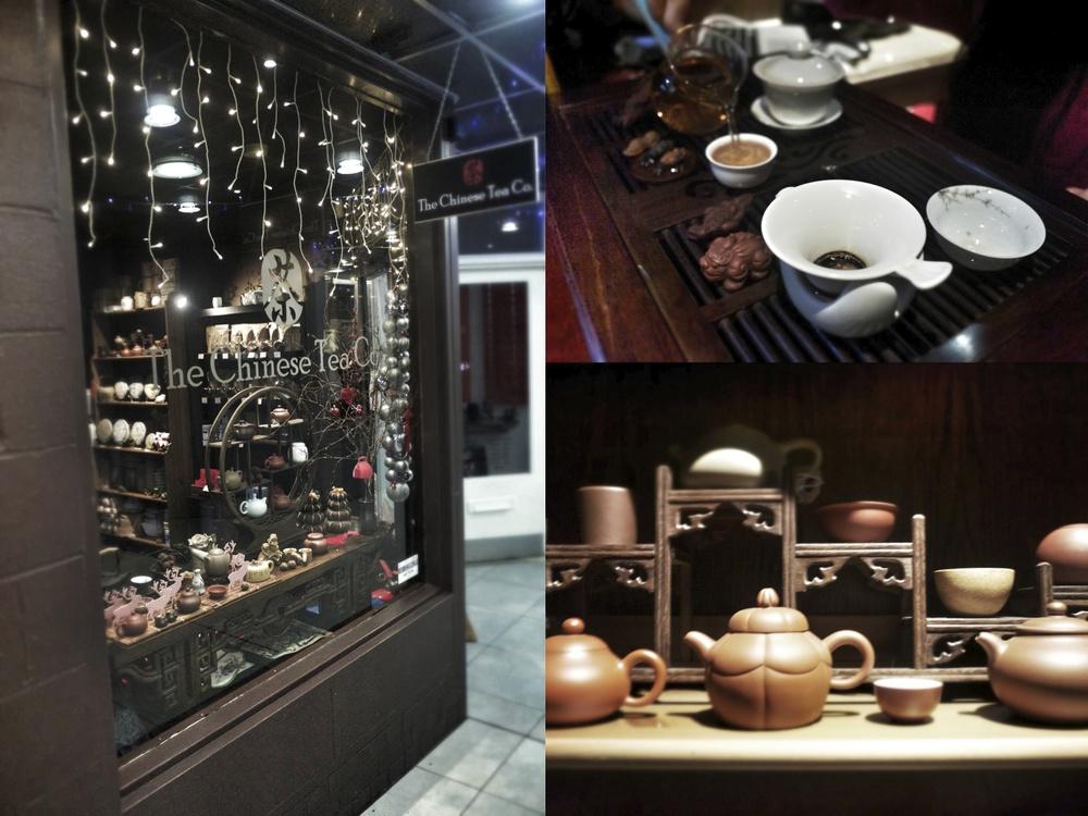 The Chinese Tea Company, Portobello Green