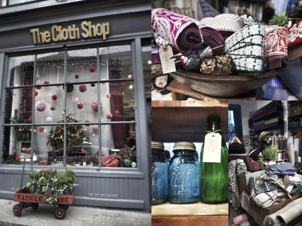 The Cloth Shop, Portobello Road