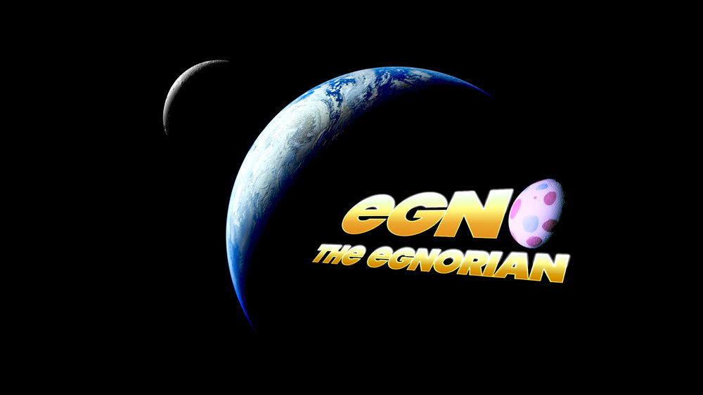 egno the egnorian - Lost... Alone... He found a new home. Meet Egno The Egnorian!