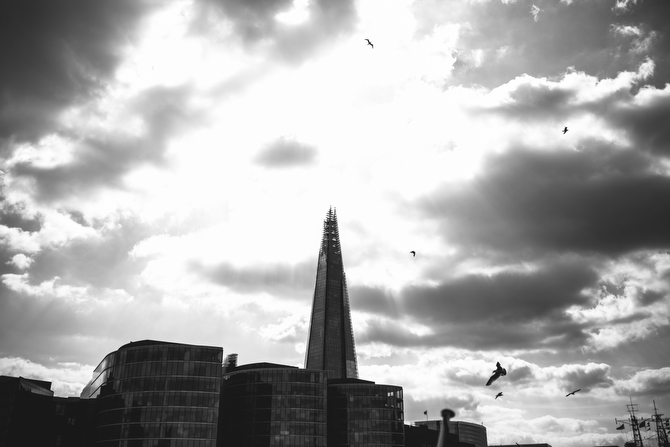 Shard Wedding Boat Trip