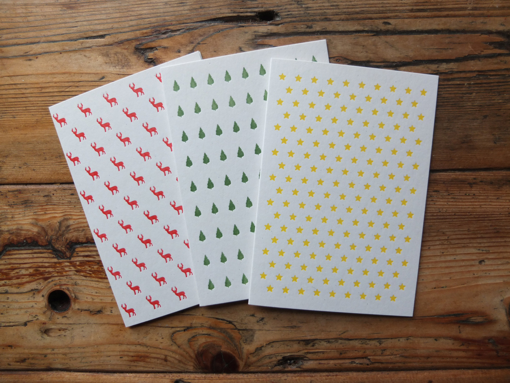 Wolf & Ink Christmas Cards