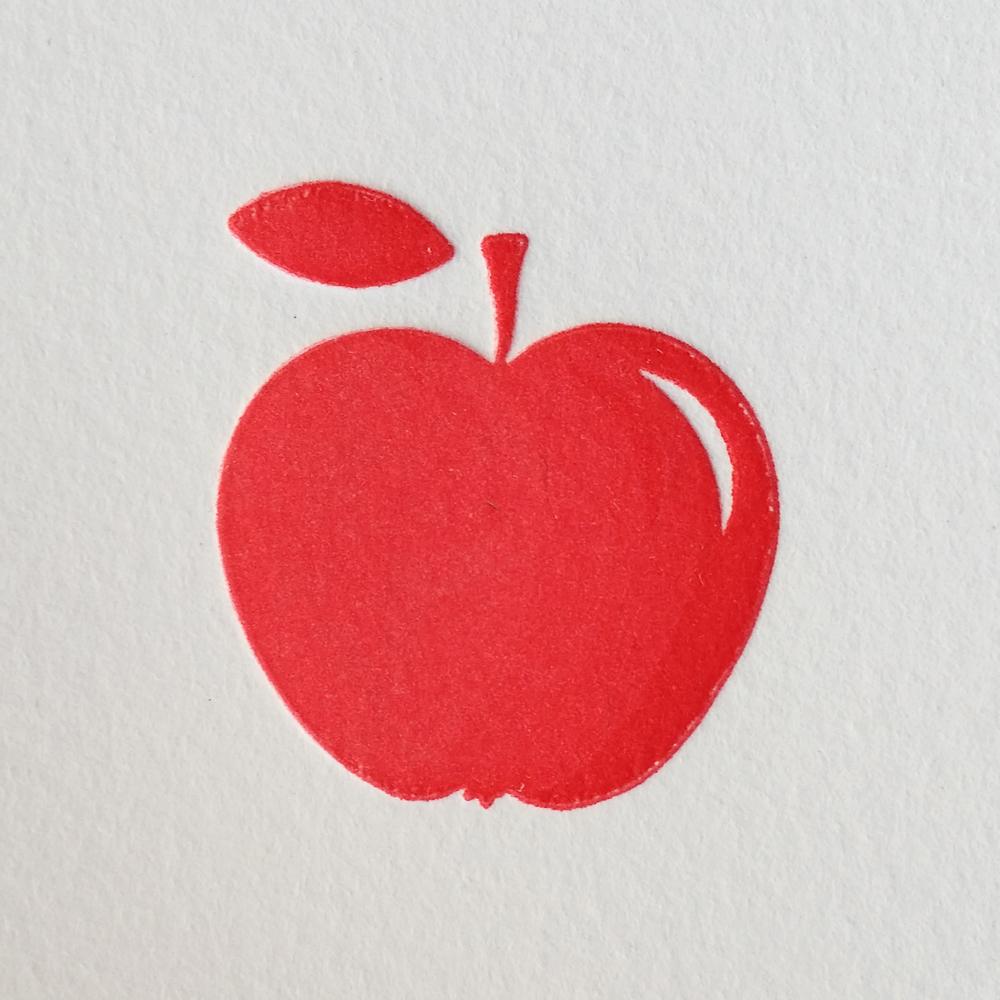 Letterpress colours