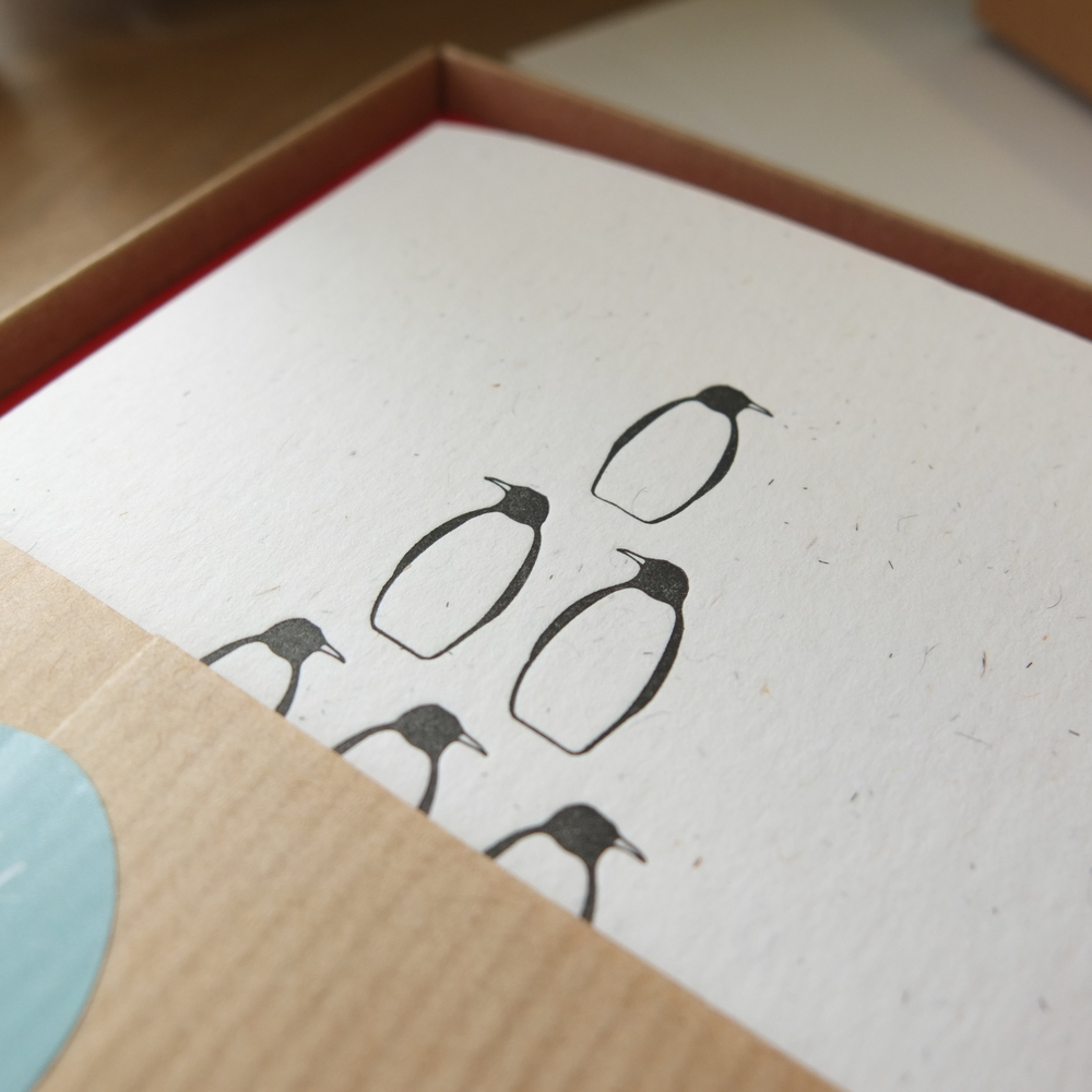 WOLF & INK_Penguin Tree Card_01.JPG