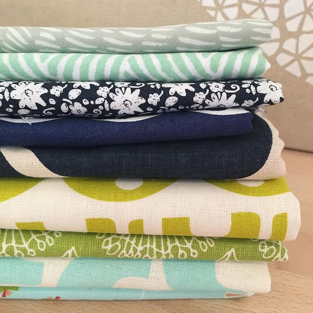 Oh no we have sold out of Clover Green fabric in the Cool Bundles - so any $20 Cool Bundles from this moment will have any number of these beauties in them. We raided the archives ... You guys sure do love a bundle sale!!! Thanks a million ❤️❤️