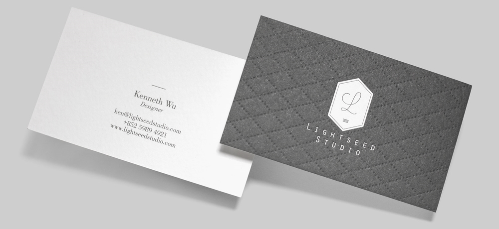 Lightseed Business Cards