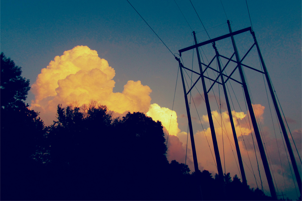 Wires & Clouds