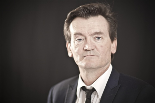 Cool portrait session with Feargal and UK Music.
