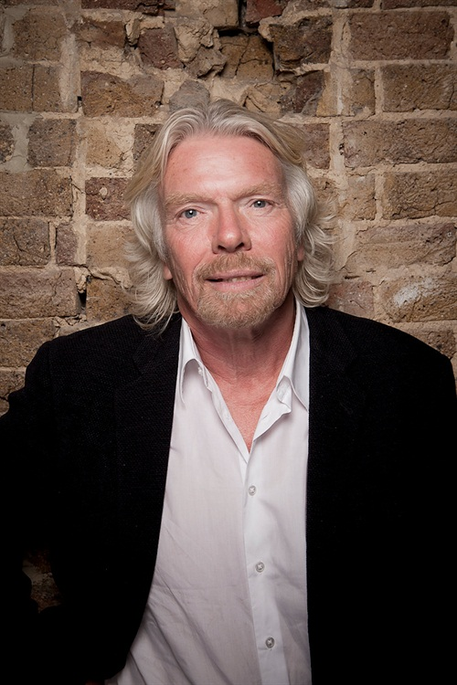 The man is a whirlwind of a powerhouse with a diary more like the phonebook. He crams more into a day than I ever imagined possible and having spent 8 hours with him yesterday, I realise I could definitely squeeze more into my life. He's  @RichardBranson  if you'd like evidence of this.
