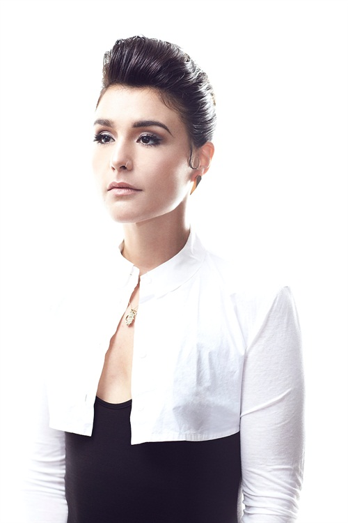 Lovely shoot with Jessie Ware, she offered up so many winners that we had a ton of cover options. Here's what we went for  anyway .