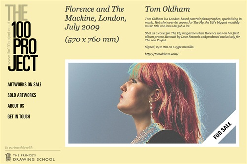 Register your interest here in this online auction for a fantastic cause and a win non-too-shabby print of Florence, signed by me. Yes, me. I know!