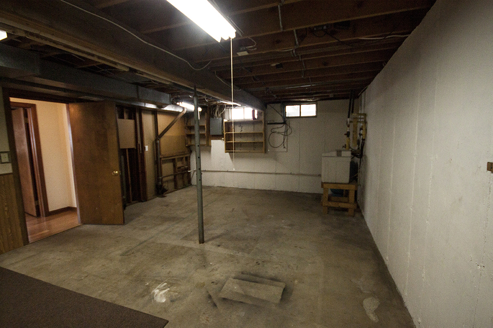Jeff's workshop.
