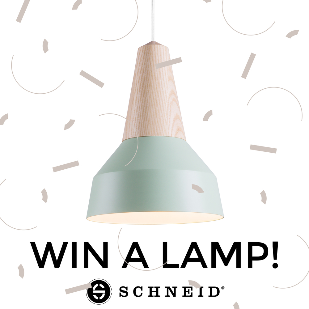 Win the Eikon lamp