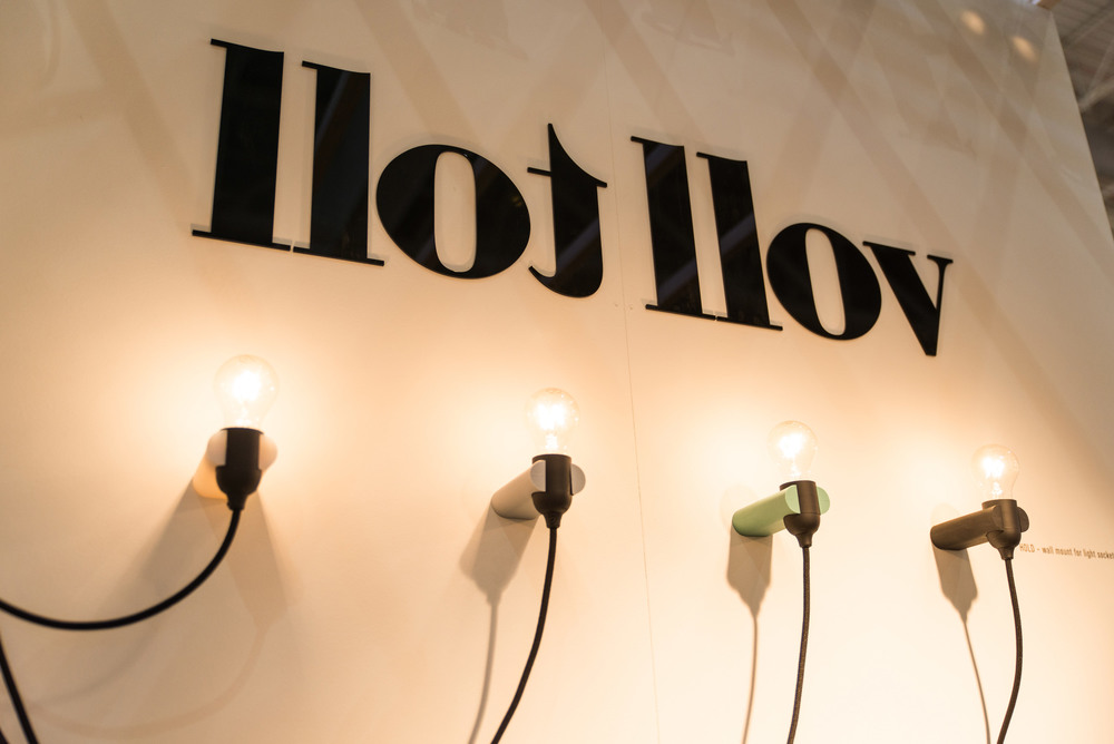 Happy to meet German brand LLOT LLOV !