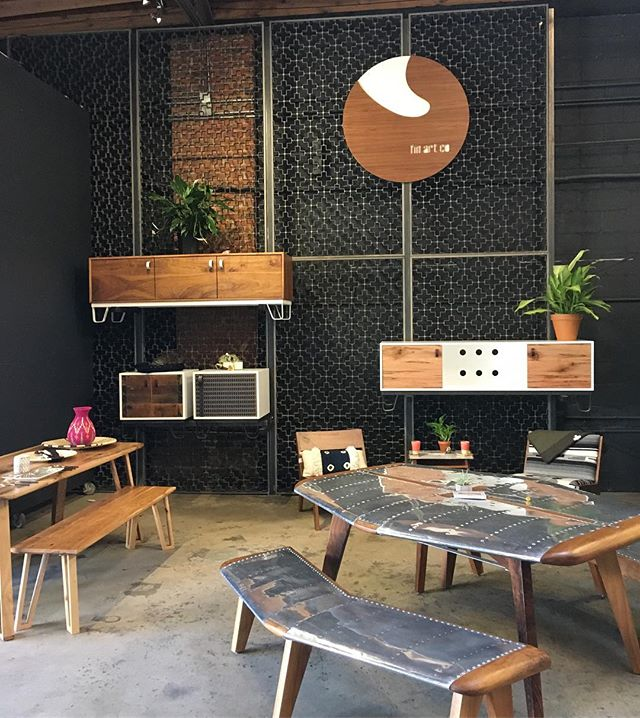 We are beyond excited to announce our new showroom over at the amazing @modernnomaddenver! It's a match made in furniture and design heaven! Head on over and take a 👀!