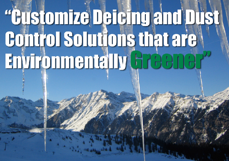 Xtreme Ice Control Environmentally Greener Ice Control