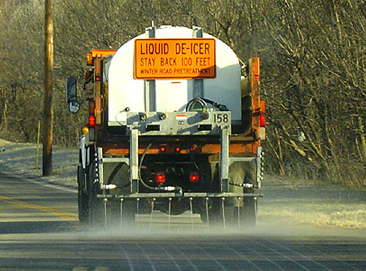 Xtreme Ice Control Municipalities Salt Brine