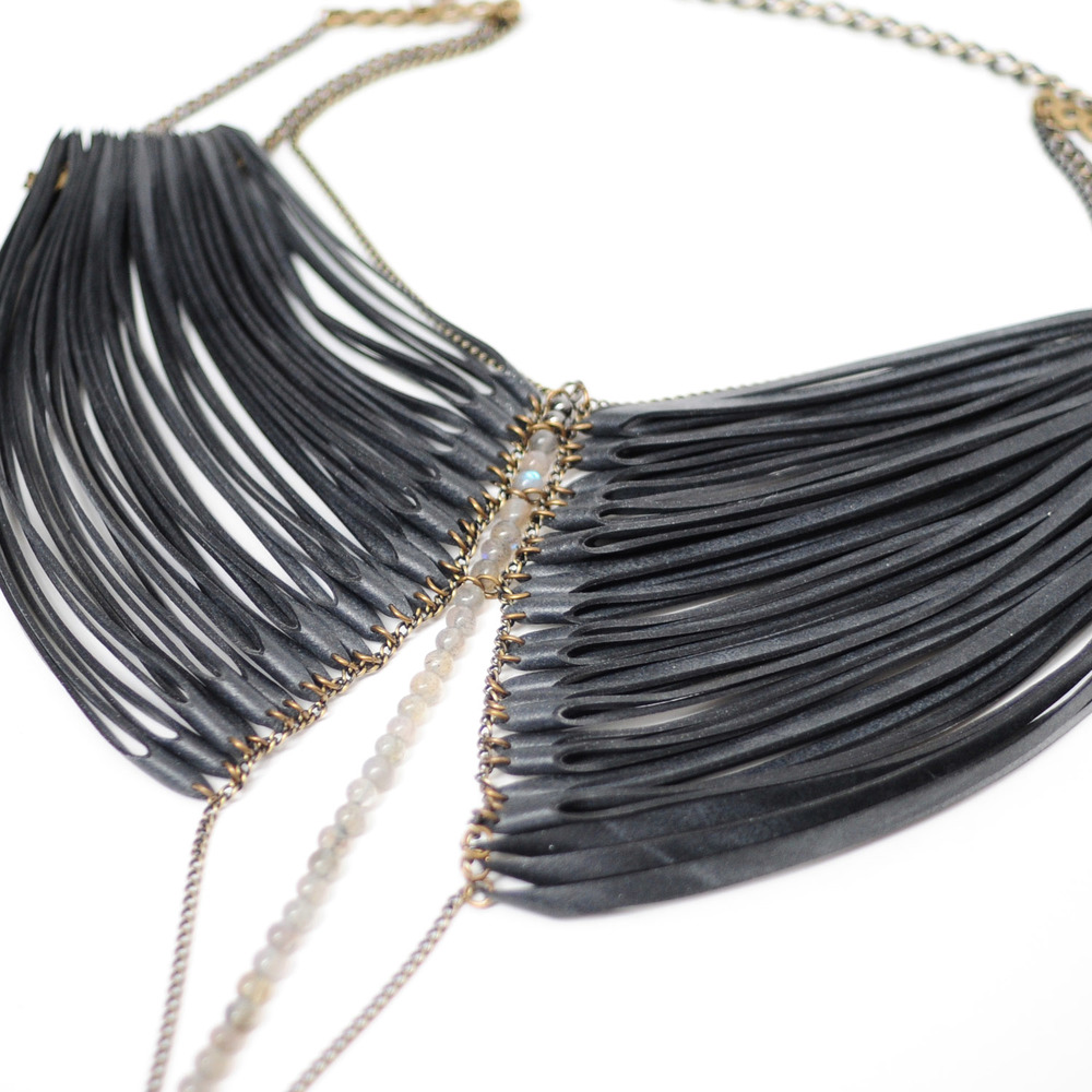 Stasis necklace