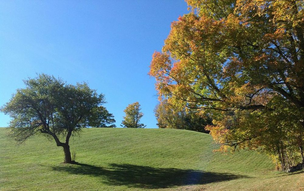 The peacefullness of your own low maintenance condominium in the Upper Valley of New Hampshire