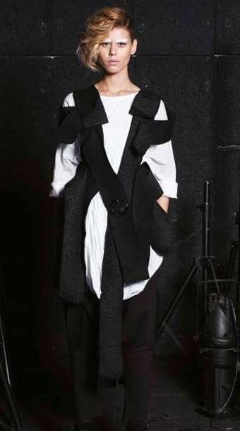 Igor Dobranic waistcoat Simone