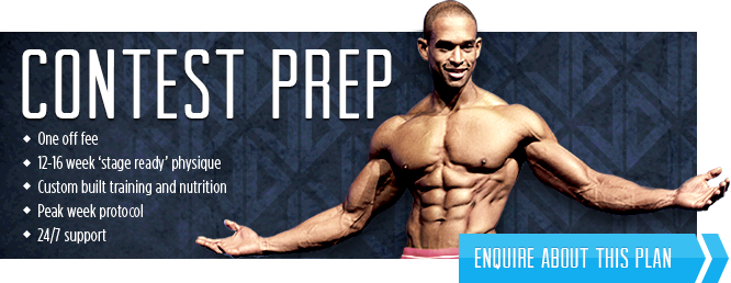 Inquire about Contest Prep