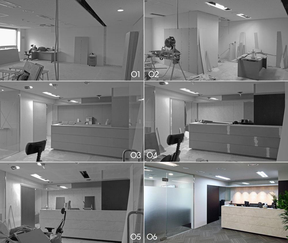 HJL Studio [Seocho Law Office] process