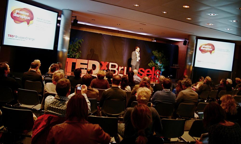 TEDxBrusselsChange 2013