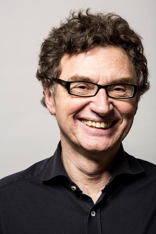 Walter De Brouwer, Curator of TEDxBrussels