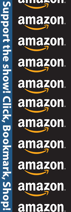 An easy way to support the show! Bookmark the Amazon link and use that link every time you shop! It's THAT easy!!!