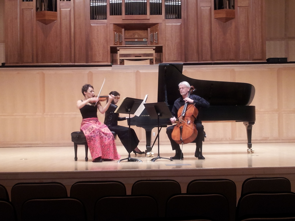 Libby Gardner Concert Hall | University of Utah School of Music