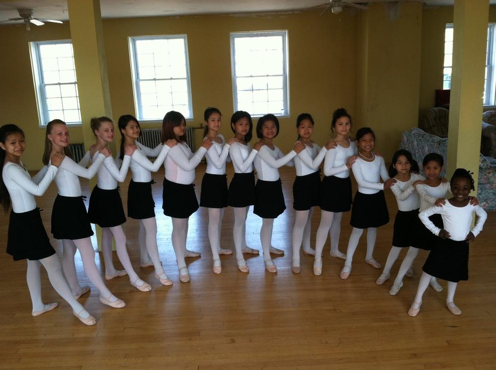Fusion Dancers