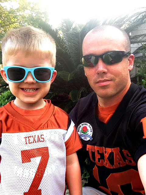 My Son & Me!