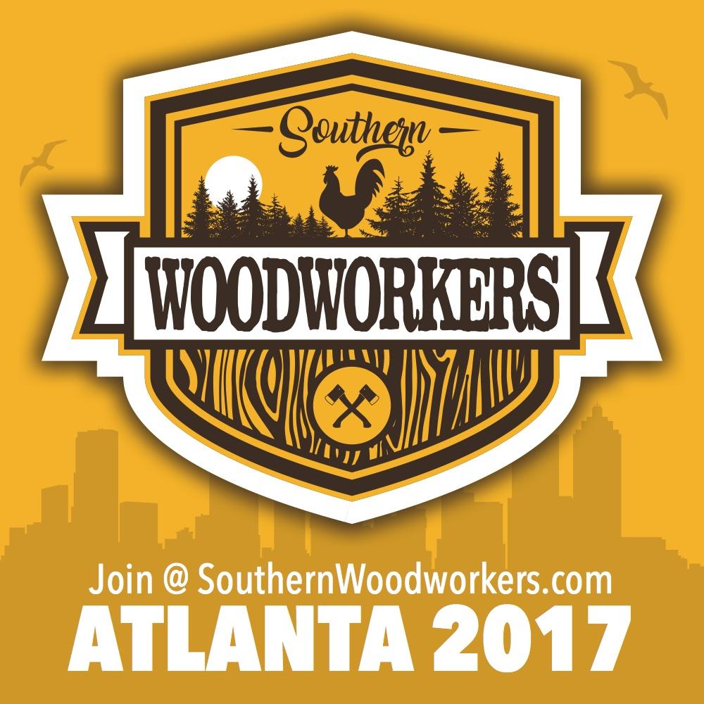 Atlanta Woodworking Show 2017 Countryside Workshop