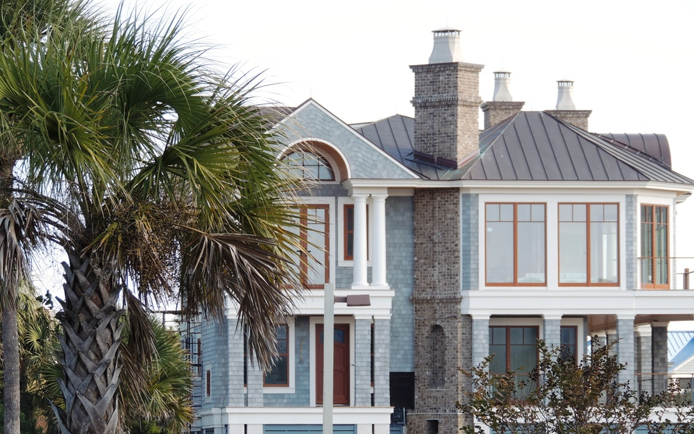 Coastal Home in Mount Pleasant, SC