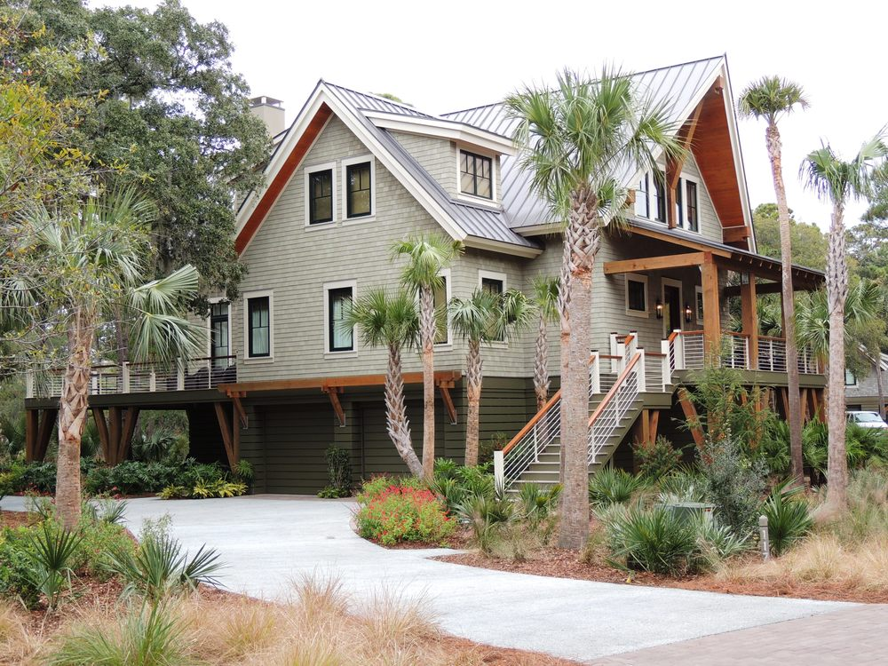 Platinum Leed Certified Coastal Home